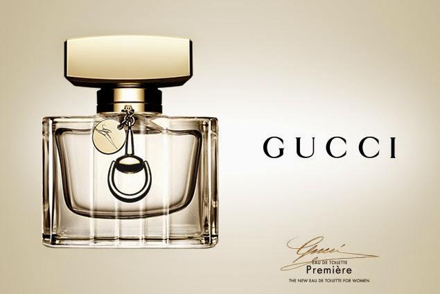 Amostra Grátis Gucci Premiere Fragrância