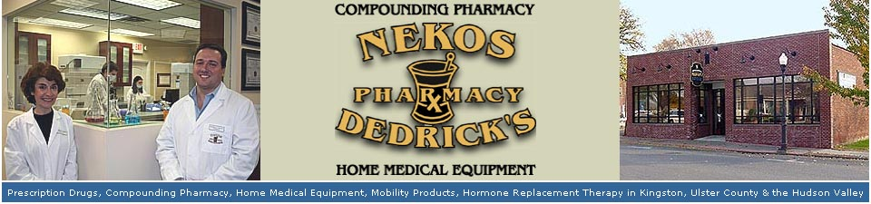 Nekos-Dedrick's Compounding Pharmacy