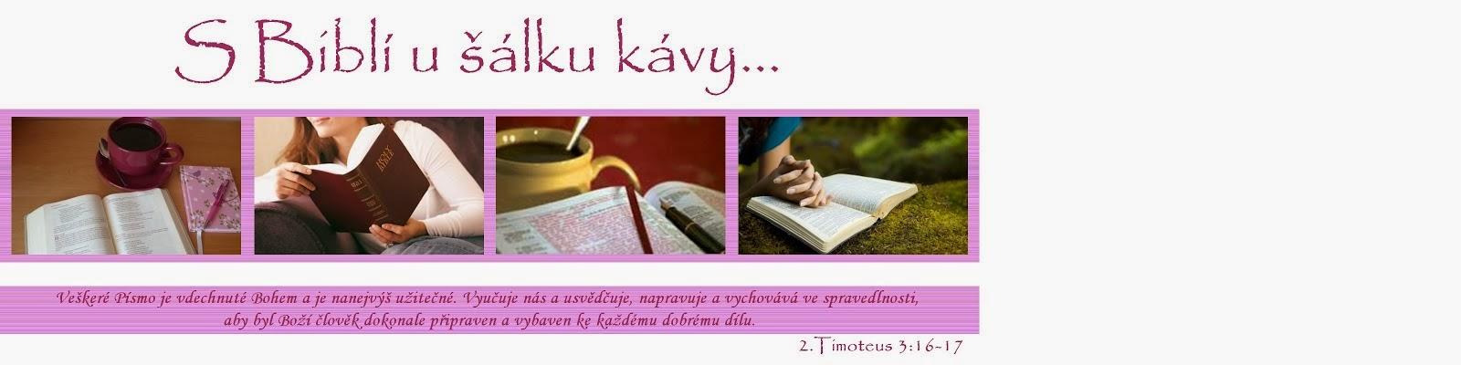 S Biblí u šálku kávy