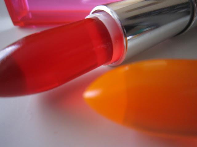Gemey Cherry pop et Citrus Slide
