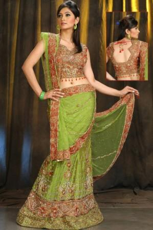 Pakistani-Bridal-Girl-Beautiful-Lehengas
