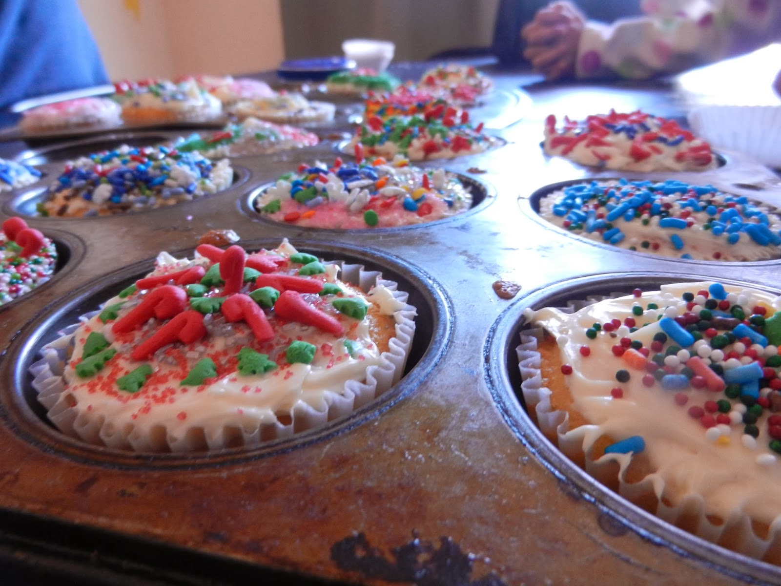 holiday cupcakes pictures