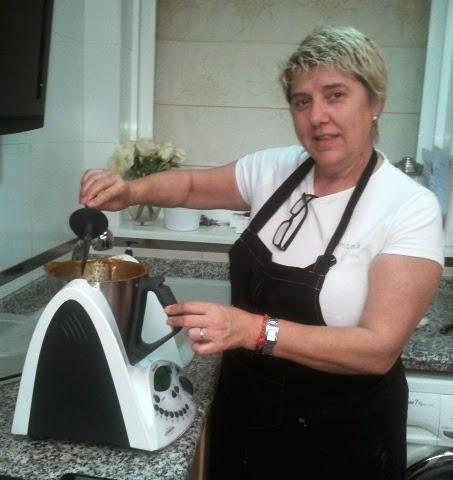 Esperoquetedulce termomix m s que un robot de cocina - Robot de cocina la razon ...