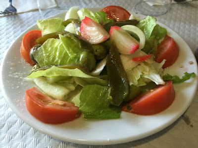 Ensalada valenciana - Almuerzos populares