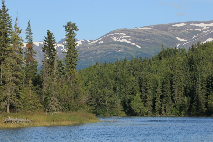 kenai river alaska float trip