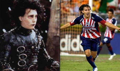 Personajes Del Fútbol Y Su Doble Del Espectáculo