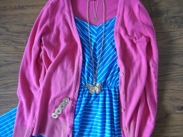outfits flats cardigans dressember inspiration dress necklace