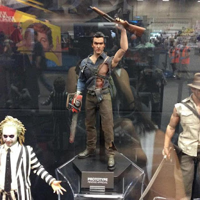 Evil Dead 2 - Sideshow Toy