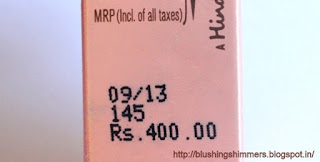 Lakme 9 to 5 Lipstick- Coffee Command price