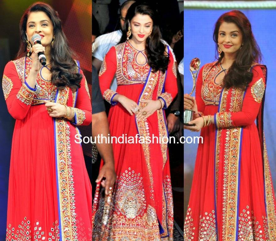 aishwarya at Asiavision Awards