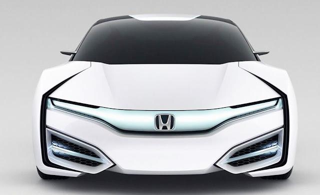 2016 Honda FCEV Concept