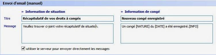 TOP CONGÉS – version 3.960