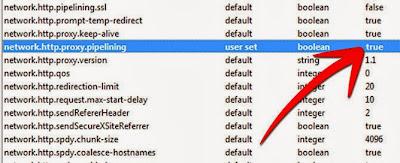 Cara Membuat Loading Pages Firefox Lebih Cepat