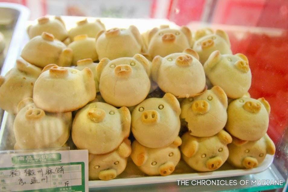 Wangfujing Night Market beijing