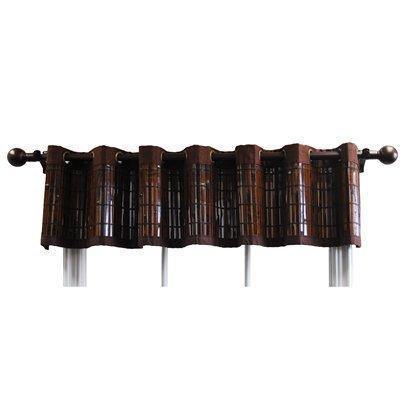Bamboo Grommet Valance1