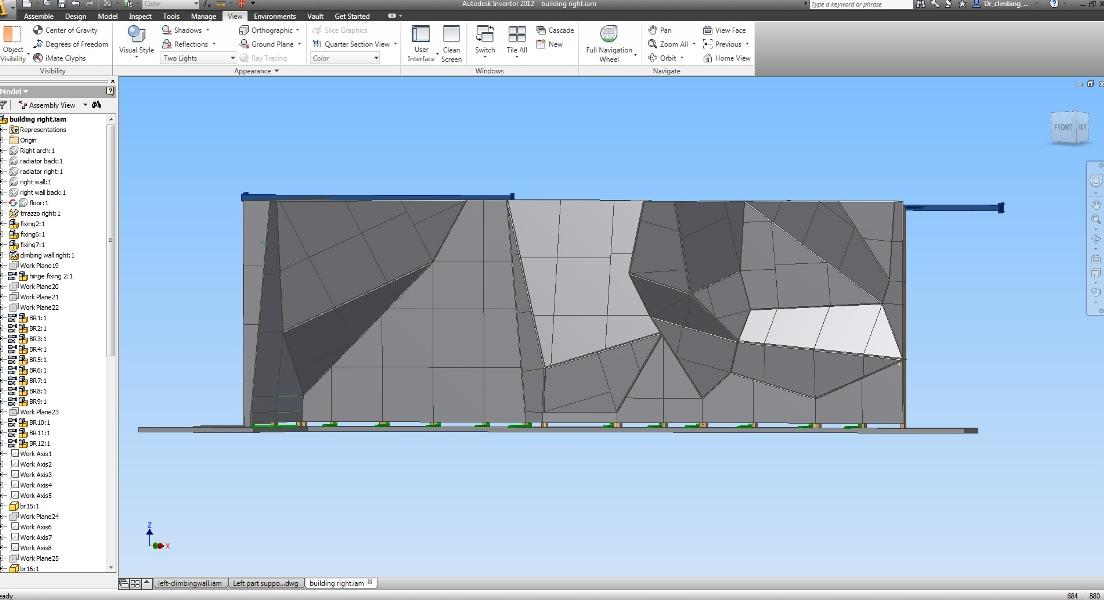 Bouldering Wall Design Software
