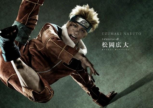 Koudai Matsuoka as Naruto Uzumaki
