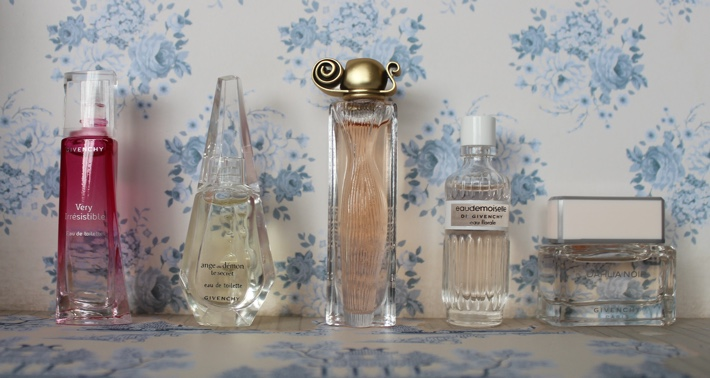 givenchy perfume set