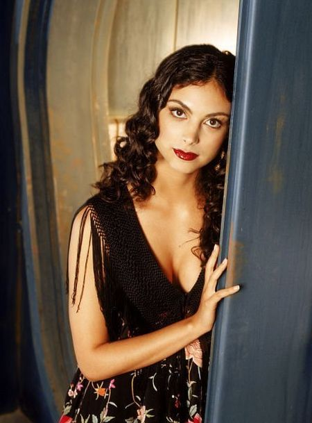 Morena Baccarin Alias Adria   Another Girl In The Series 'stargate