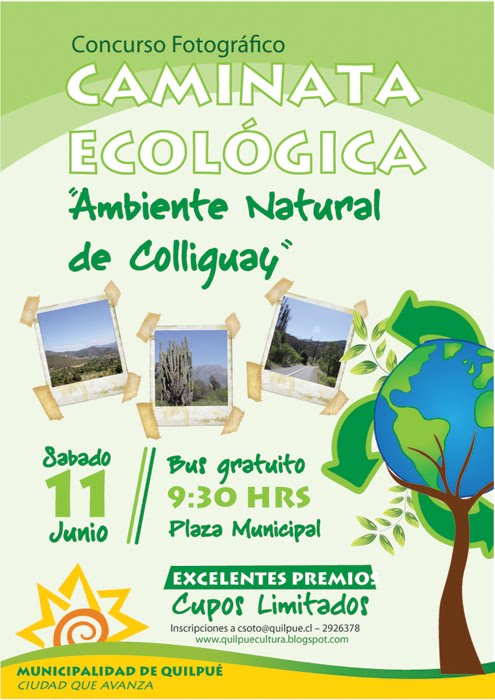 Afiches sobre medio ambiente - Imagui