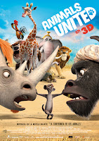 Cartel de Animals United