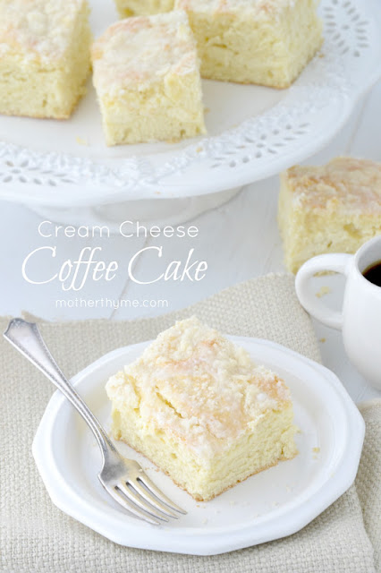 ... coffee cake is called coffee cake since there isn't coffee in the