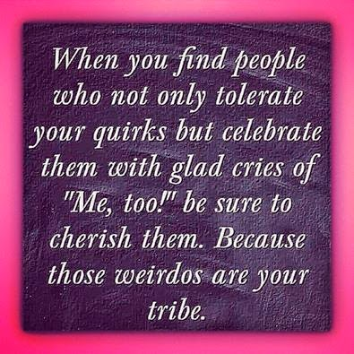 Tribe quote