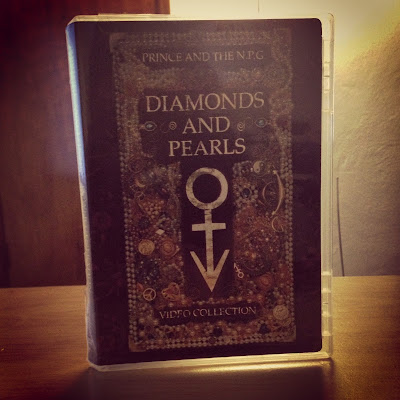 """Prince and the N.P.G. Diamonds and Pearl Video Collection"" DVD"