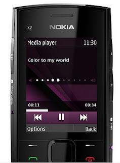 Nokia X2-02 Ponsel Musik Dual SIM Harga Rp 600 Ribuan