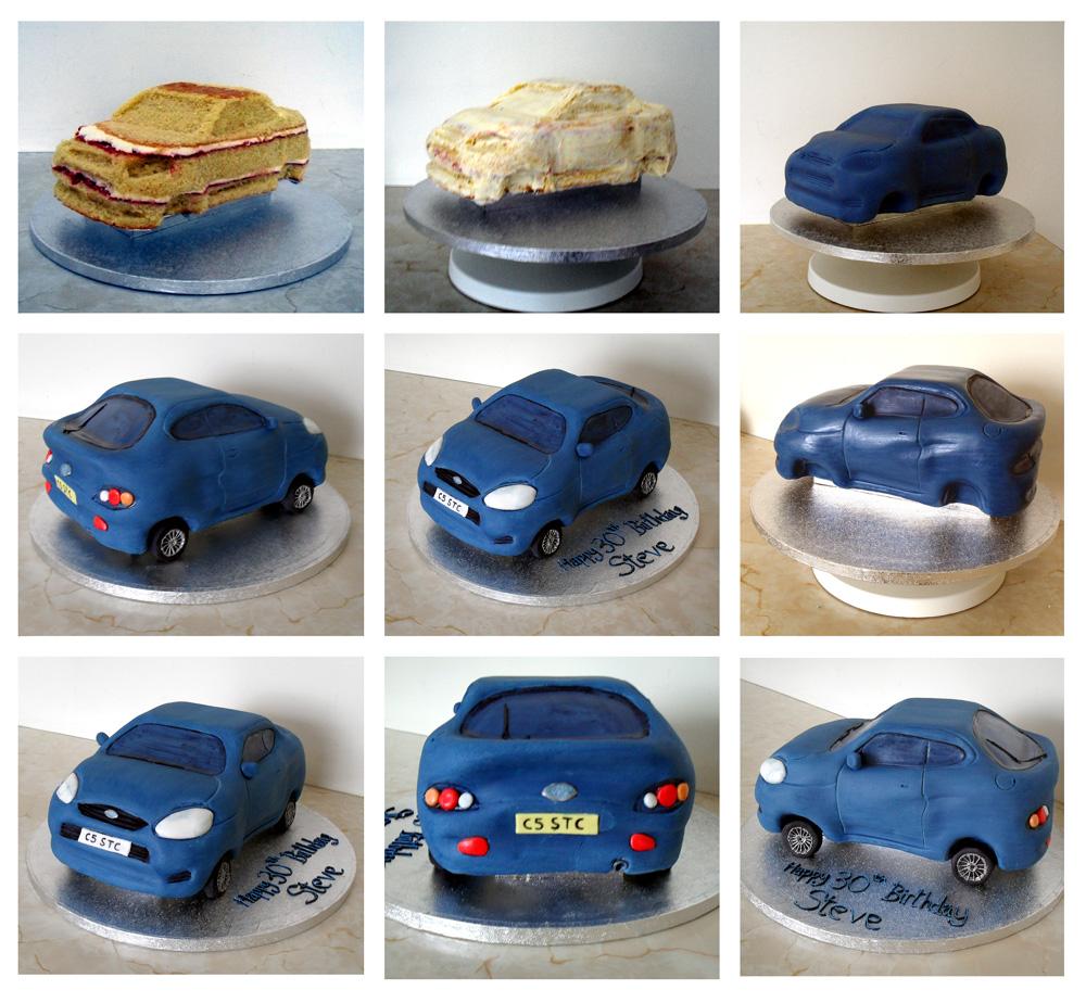 Car Cake Image Free Download : Image How To Make Car Cakes Download