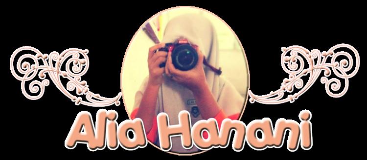 Alia Hanani