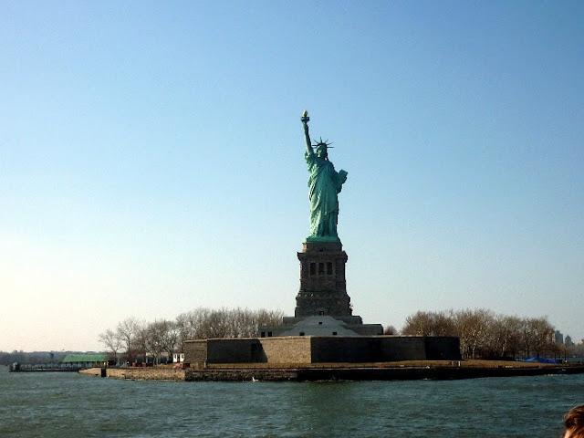 statua della libertà, lady liberty