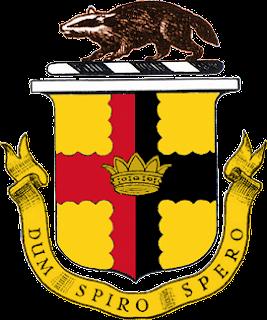 Blaireau de proie Sarawak_Royal_Emblem