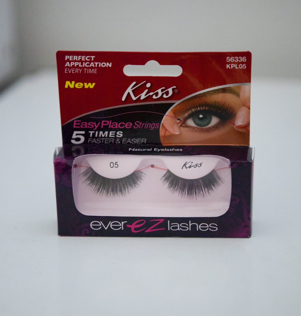 Kiss Ever EZ Lashes Double Pack 03 (2 pairs) - Instacart