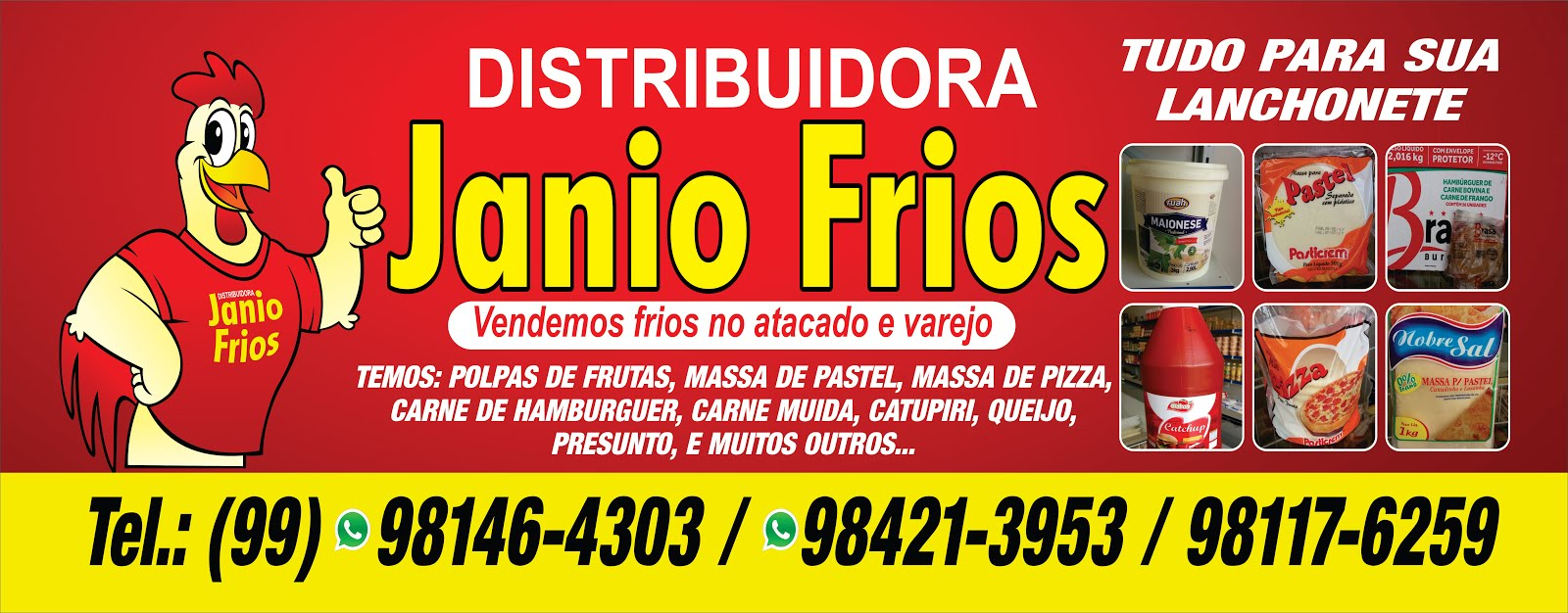 DISTRIBUIDORA JANIO FRIOS