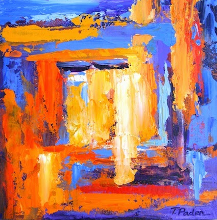 How To Oil Paint Bright Southwest Colors