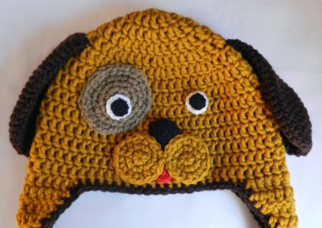 Daxa rabalea gorro perrito for Imagenes de gorros de lana