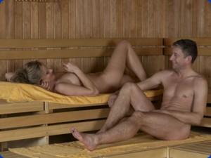 nudity german spas