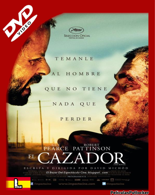 El Cazador [DVDRip][Latino][SD-MG-1F]