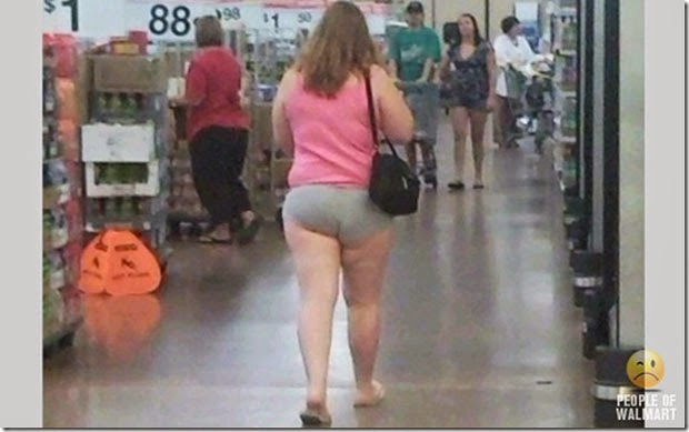 pessoas estranhas que vao ao supermercado
