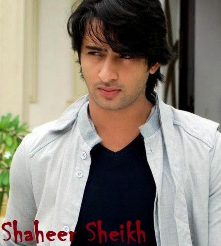 Foto Profil Biodata Shaheer Sheikh Sebagai Arjuna