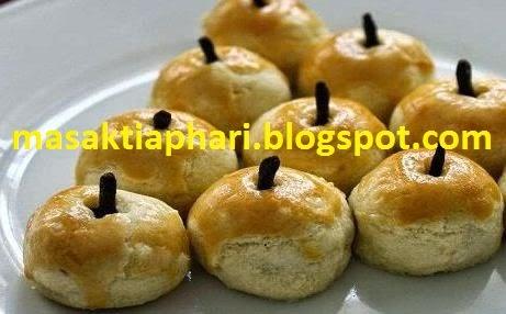kue nastar nanas sederhana