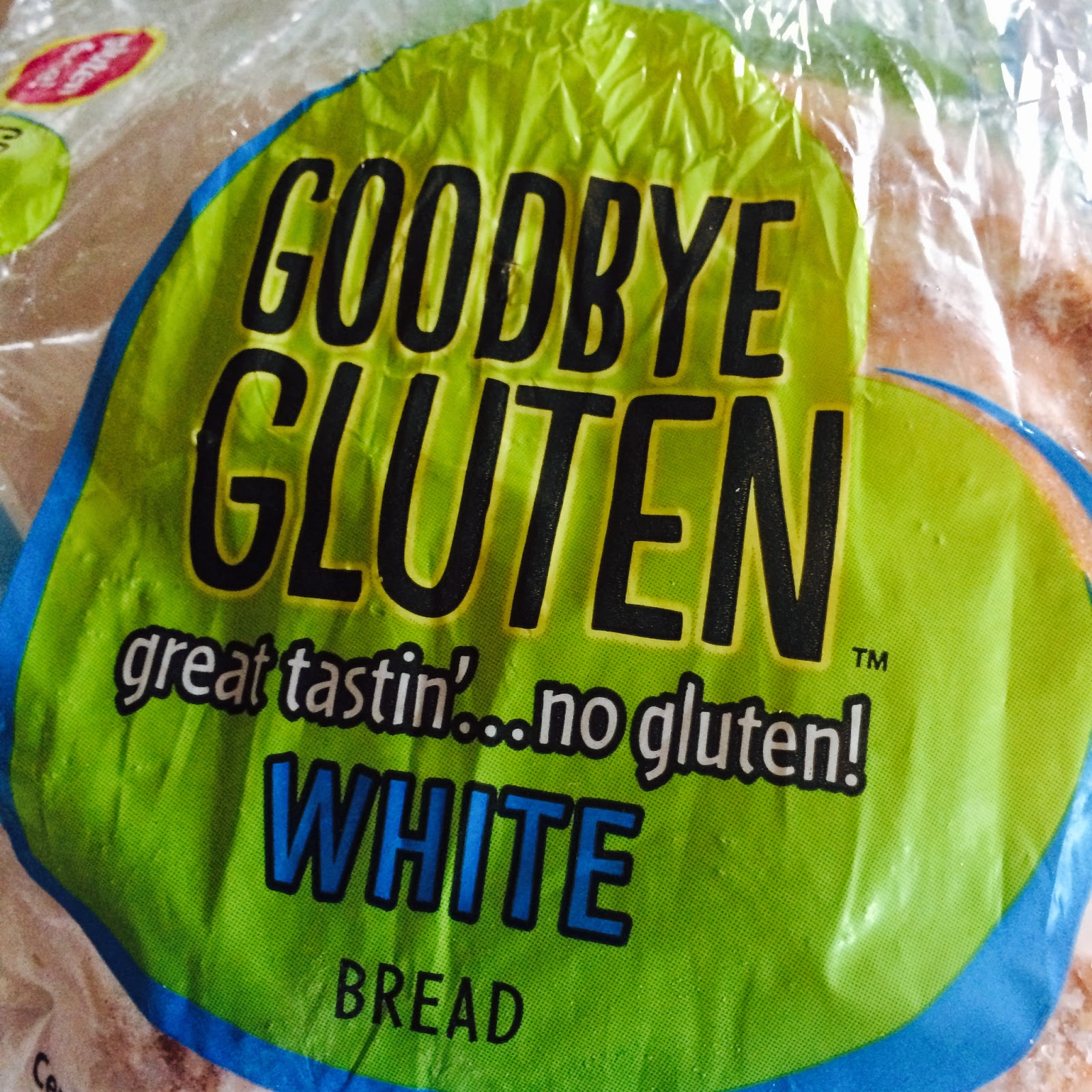 Goodbye Gluten: Gluten-free white bread