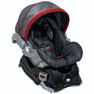 Graco baby trend car seat recall