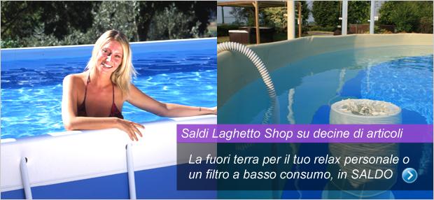 Settembre tempo di promozioni e saldi piscine laghetto - Rivenditori piscine fuori terra ...