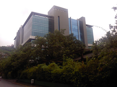TCS campus Empire Plaza, Mumbai
