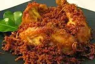Resep Ayam Goreng Lengkuas Crispy