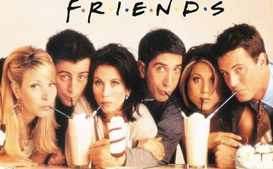 friends primeira temporada