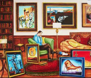 The Analysis of Dali - by Sigmund Freud