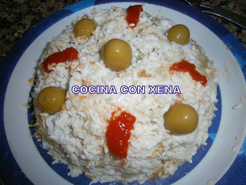 Cocina con xena patatas para ensaladilla en gm d y e for Cocina con xena olla gm d